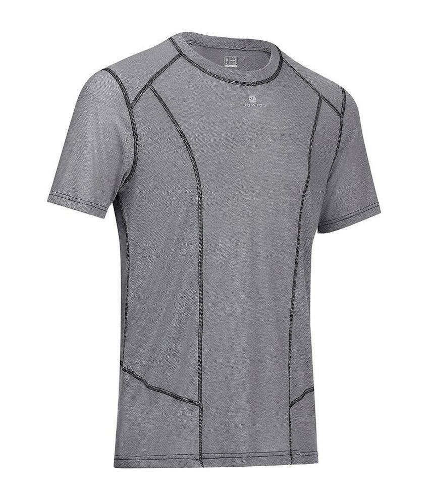 DOMYOS Actizen Men's Yoga T-Shirt By Decathlon