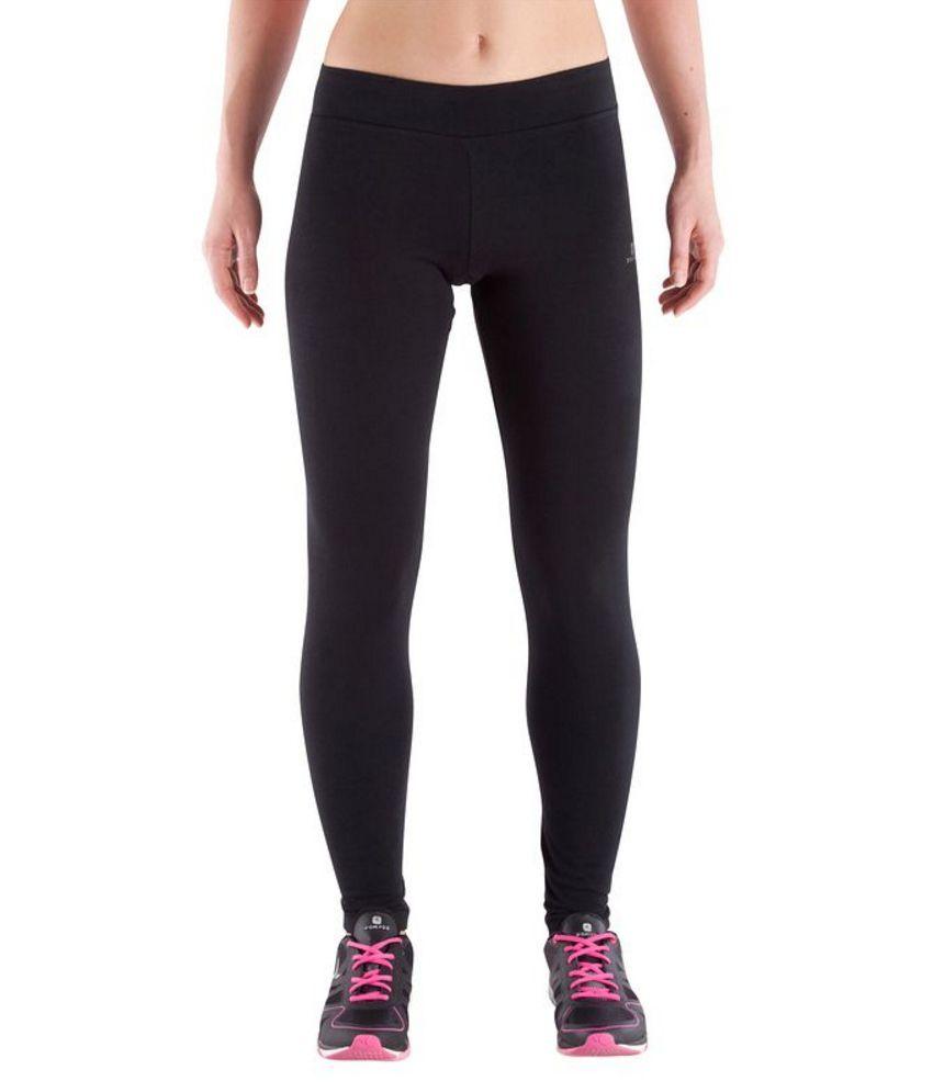 DOMYOS BB1 Slim Women's Strength Training Leggings By Decathlon