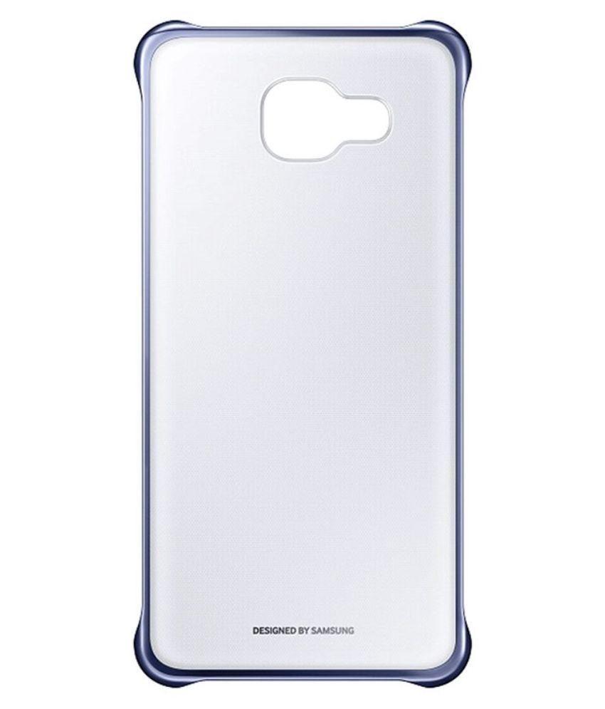 the latest 170c1 e21f3 Samsung Galaxy A7 2016 Back Cover ( Silver)