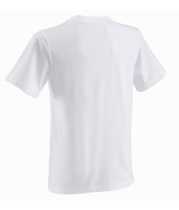 DOMYOS Comfort Boys Fitness T-Shirt By Decathlon