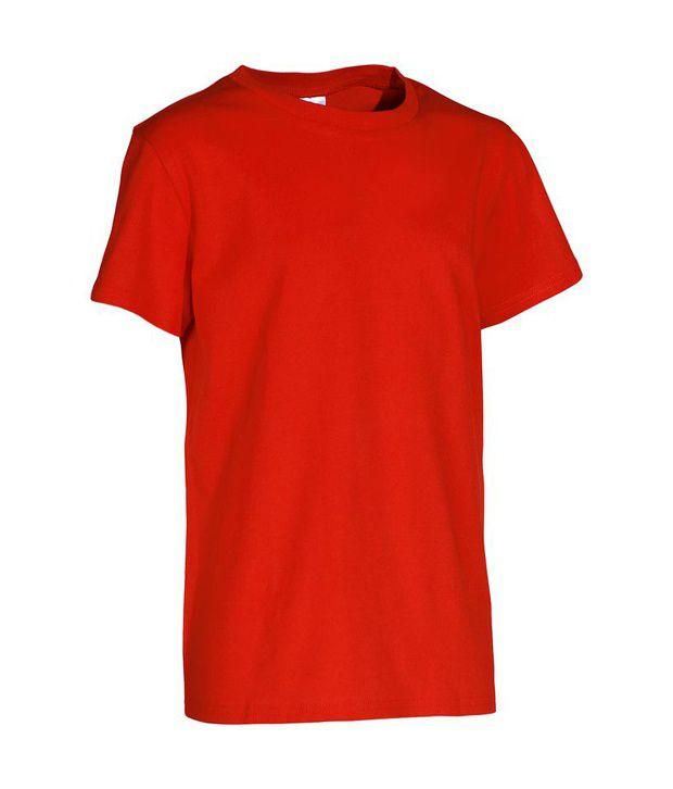 DOMYOS Comfort Boys Fitness T-Shirt By Decathlon