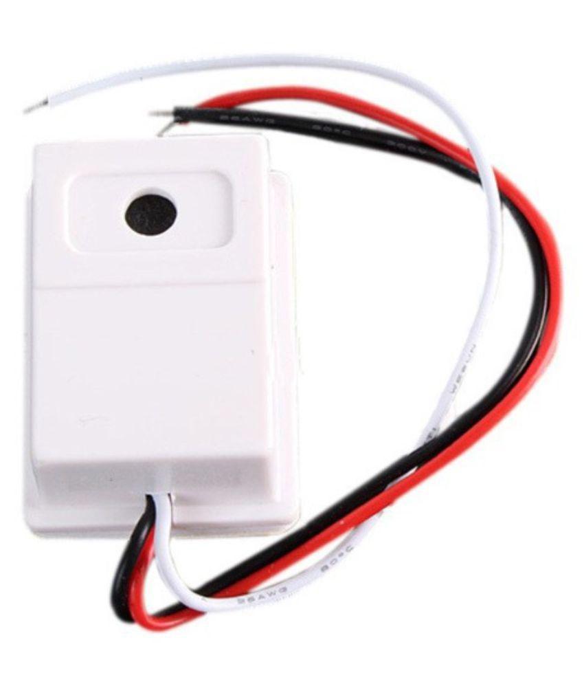 Ovitronix CCTV Camera Micro Phone Box - White