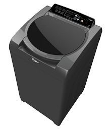 Whirlpool 8 Kg Fully Automatic Top Load Washing Machine Graphite