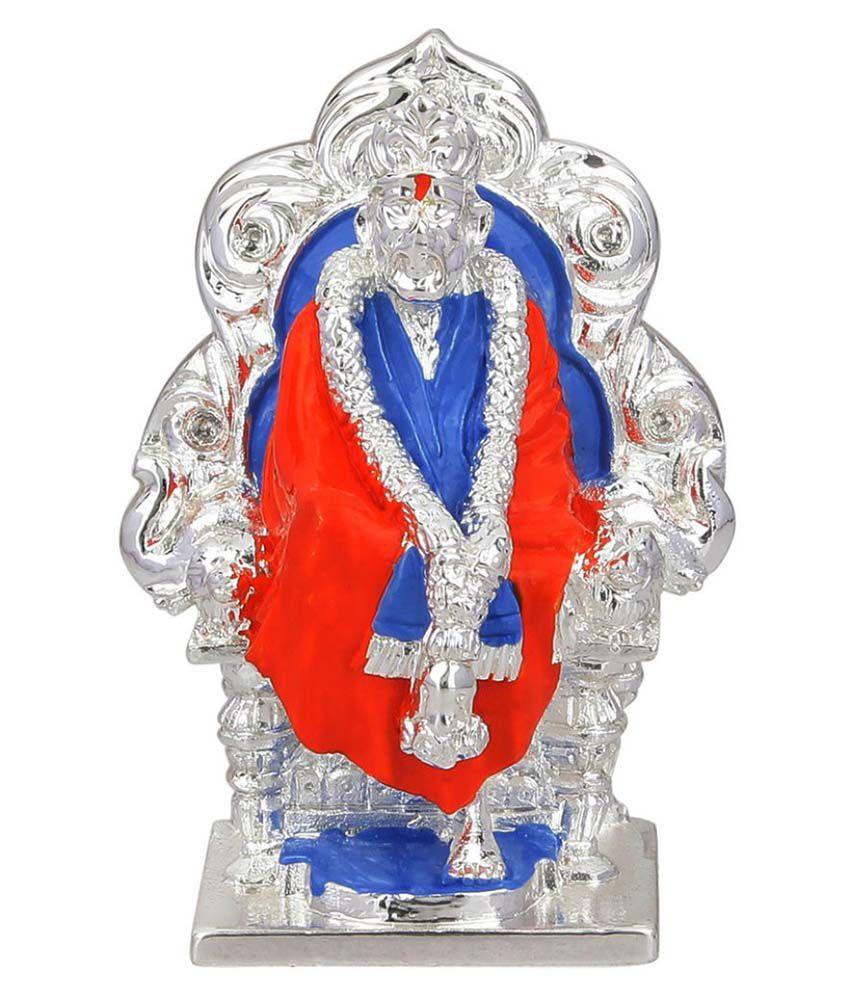 Jewel99 Sai Baba Silver Idol