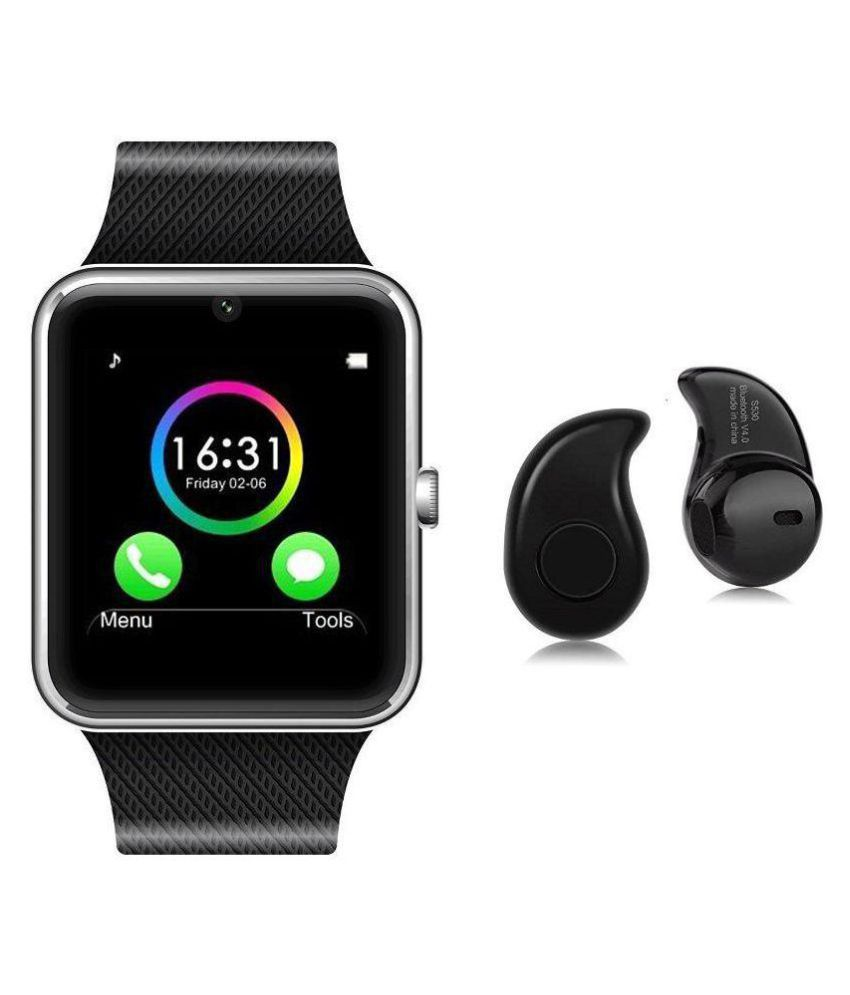 04a427ae4 DUJ International m8 Smart Watches Black - Wearable   Smartwatches Online  at Low Prices