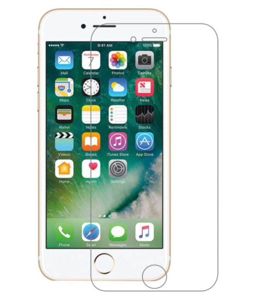 timeless design d1263 08c6e Apple iPhone 7 Tempered Glass Screen Guard By Scratchgard