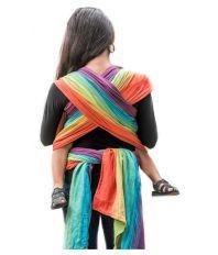 Anmol Multicolor Handwoven Wrap