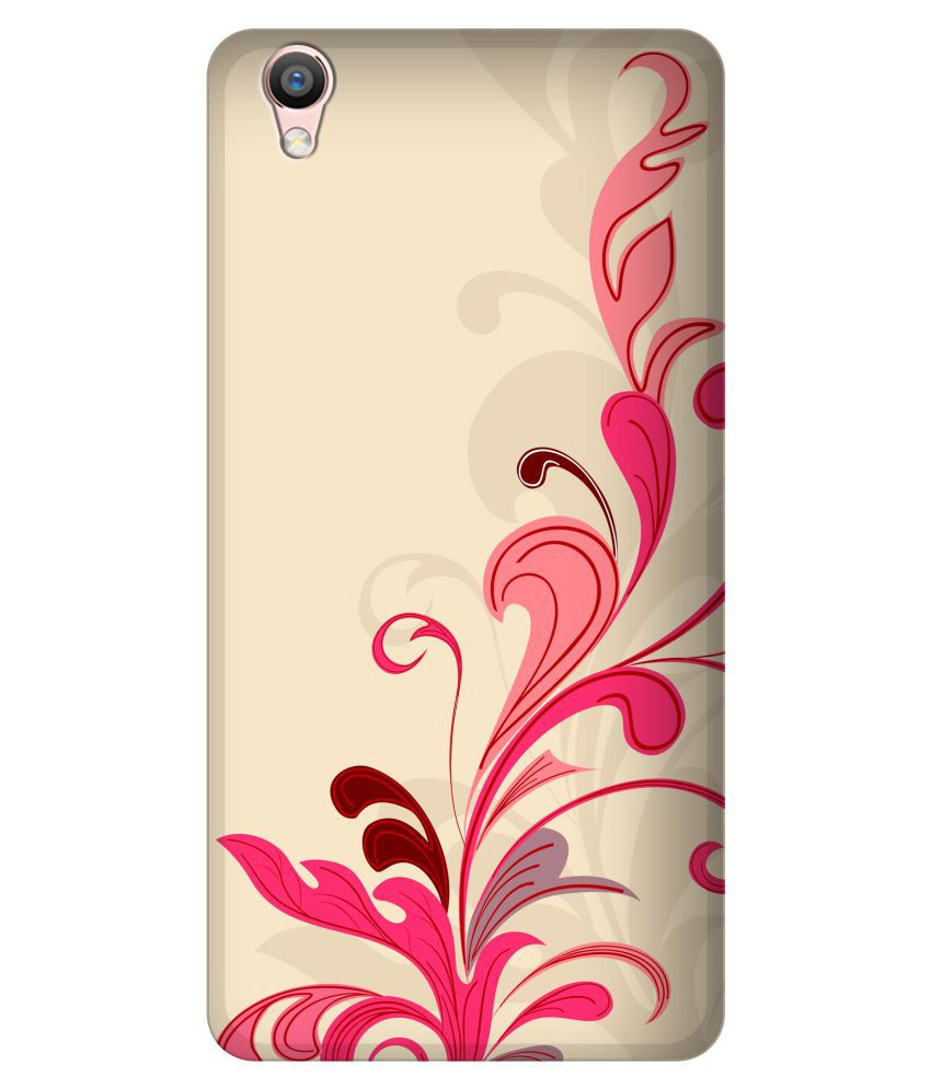 Oppo F1 Plus Printed Cover By SWAGMYCASE