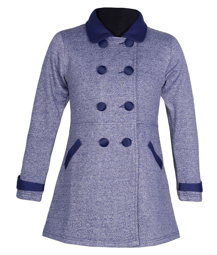 Naughty Ninos Blue Cotton Blend Jacket