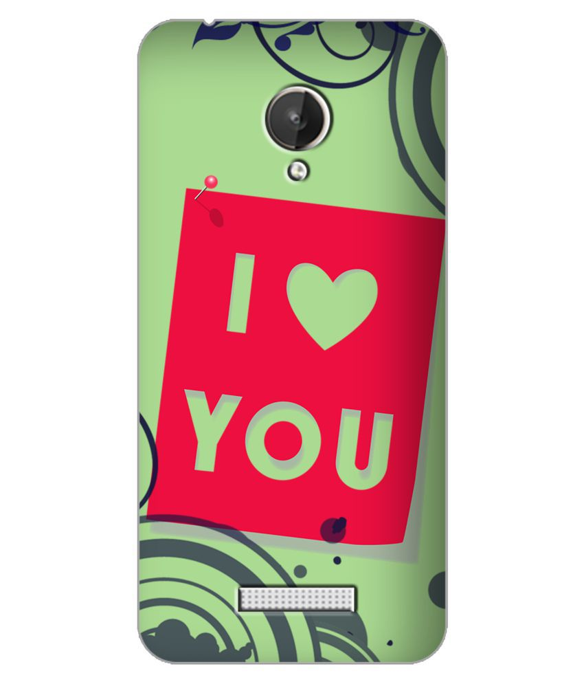 Micromax Canvas Spark Printed Cover By SWAGMYCASE
