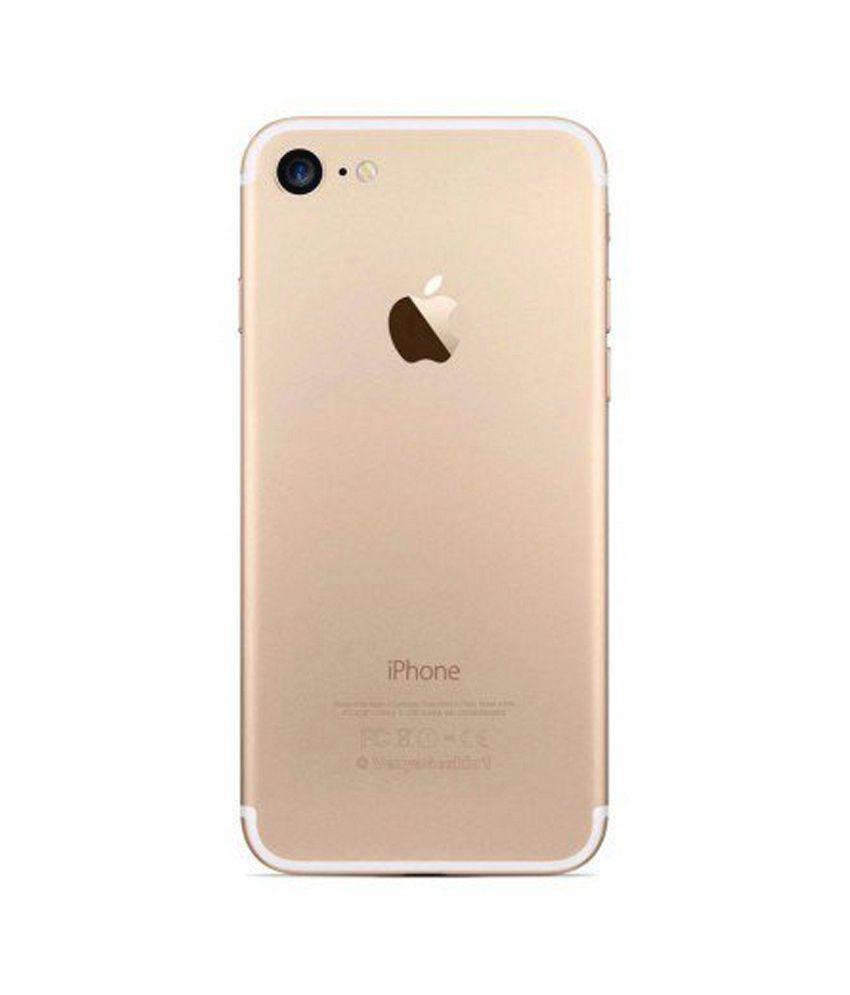 apple iphone 7 128gb gold price in india