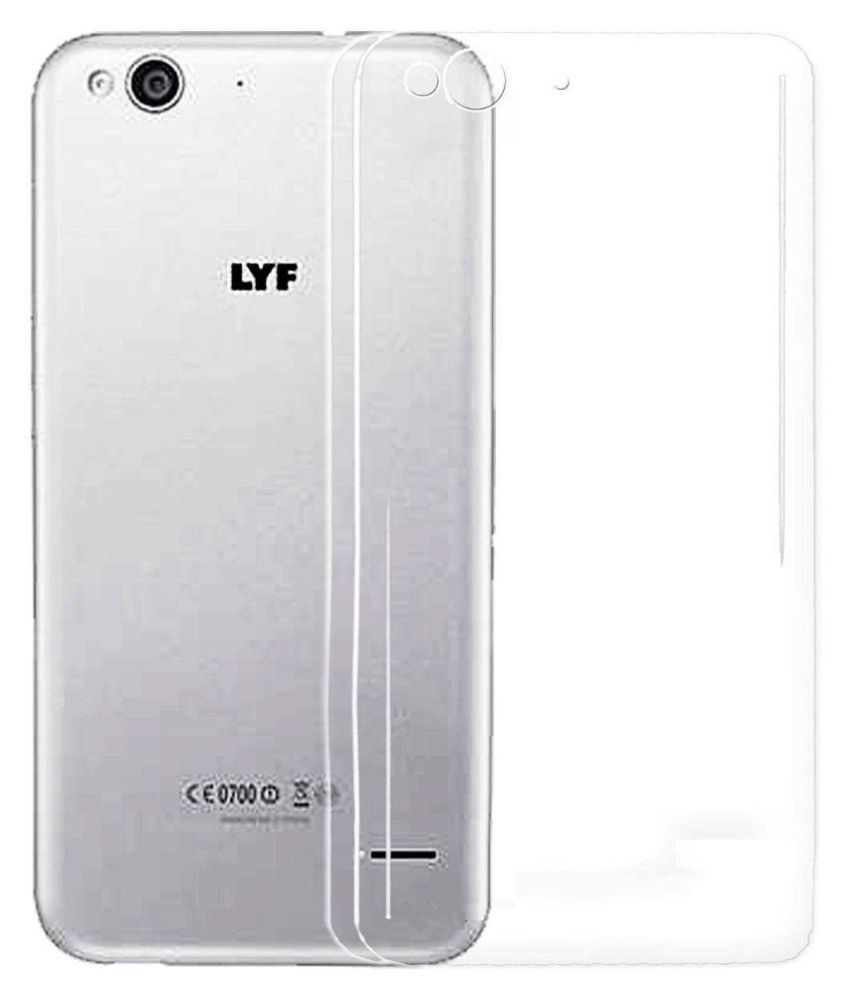 LYF water 3 Cover by Profusse - Transparent