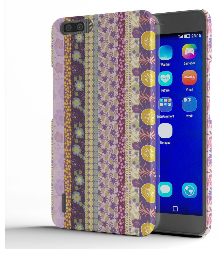 Huawei Honor 6 Plus Printed Cover By Koveru