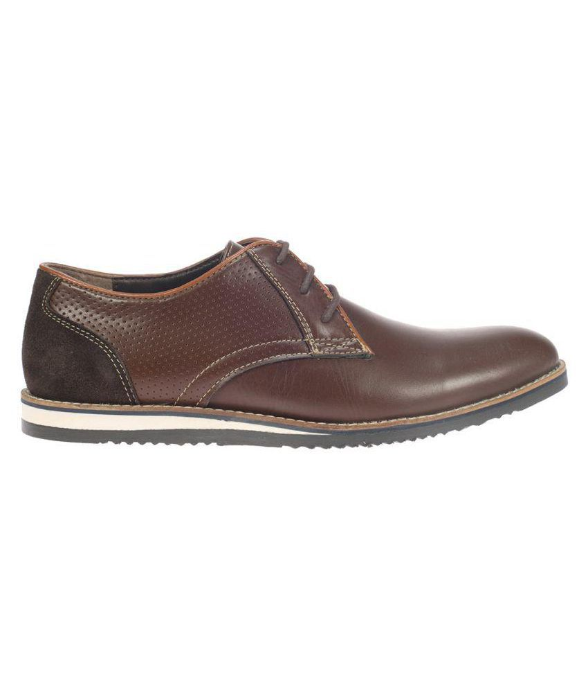 Lazard Lifestyle Brown Casual Shoes