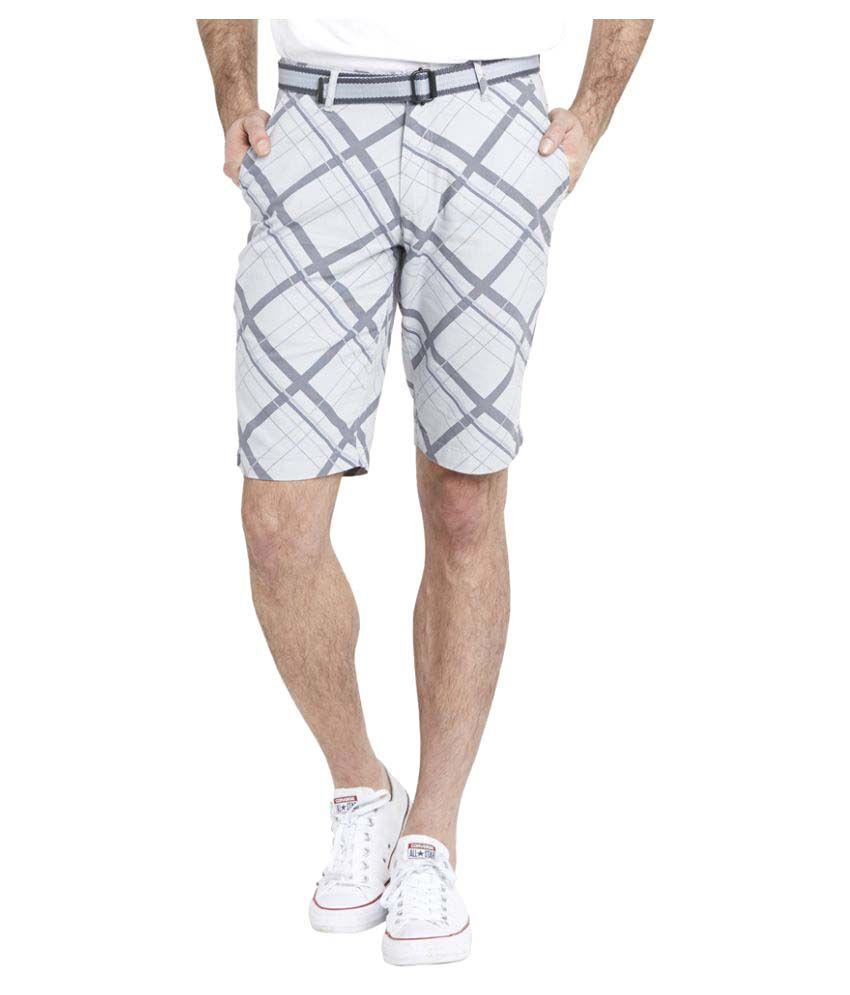 Globus Grey Shorts