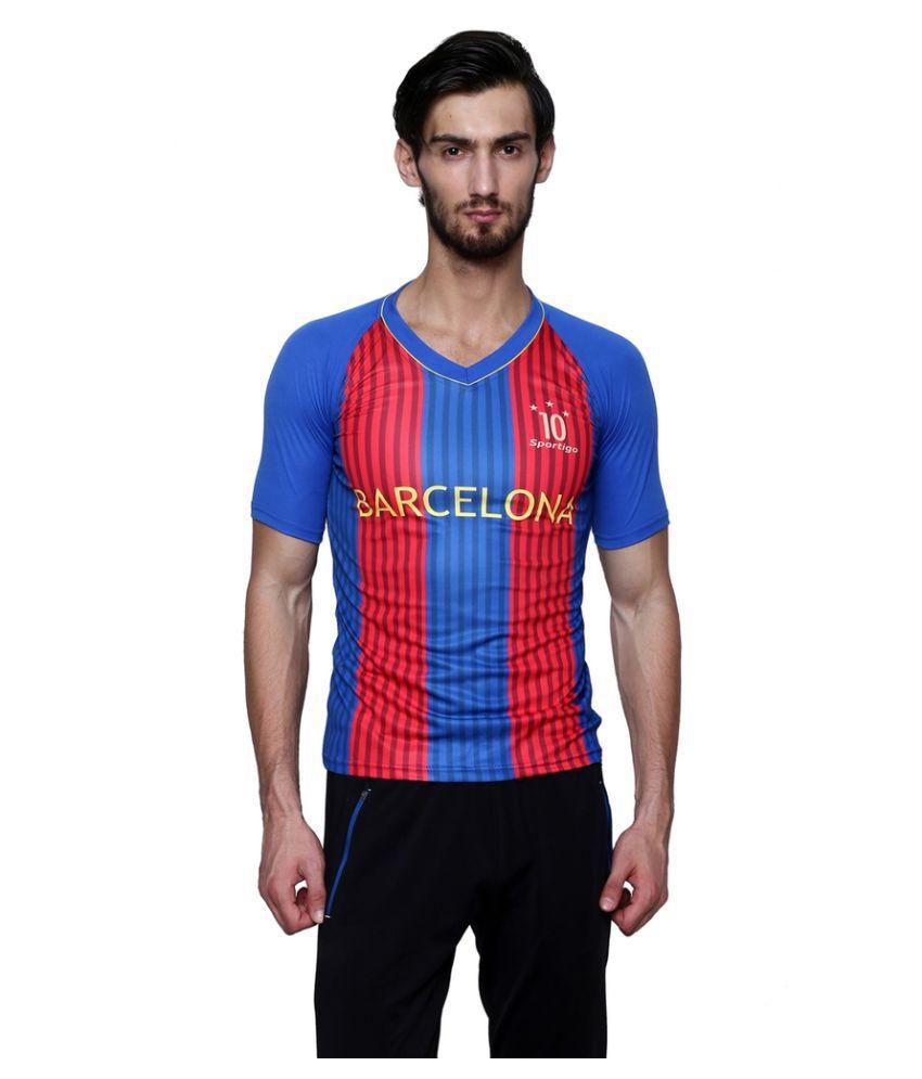 Sportigo Multicolor T Shirt