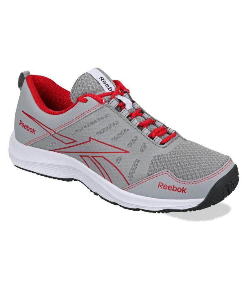 Reebok Reebok Real Active Shoes Gray Running Shoes