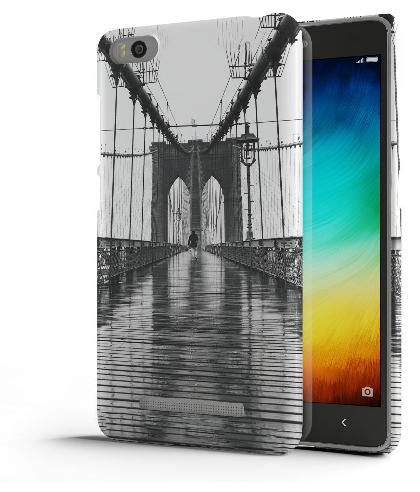 Xiaomi Redmi Mi4i Printed Cover By Koveru