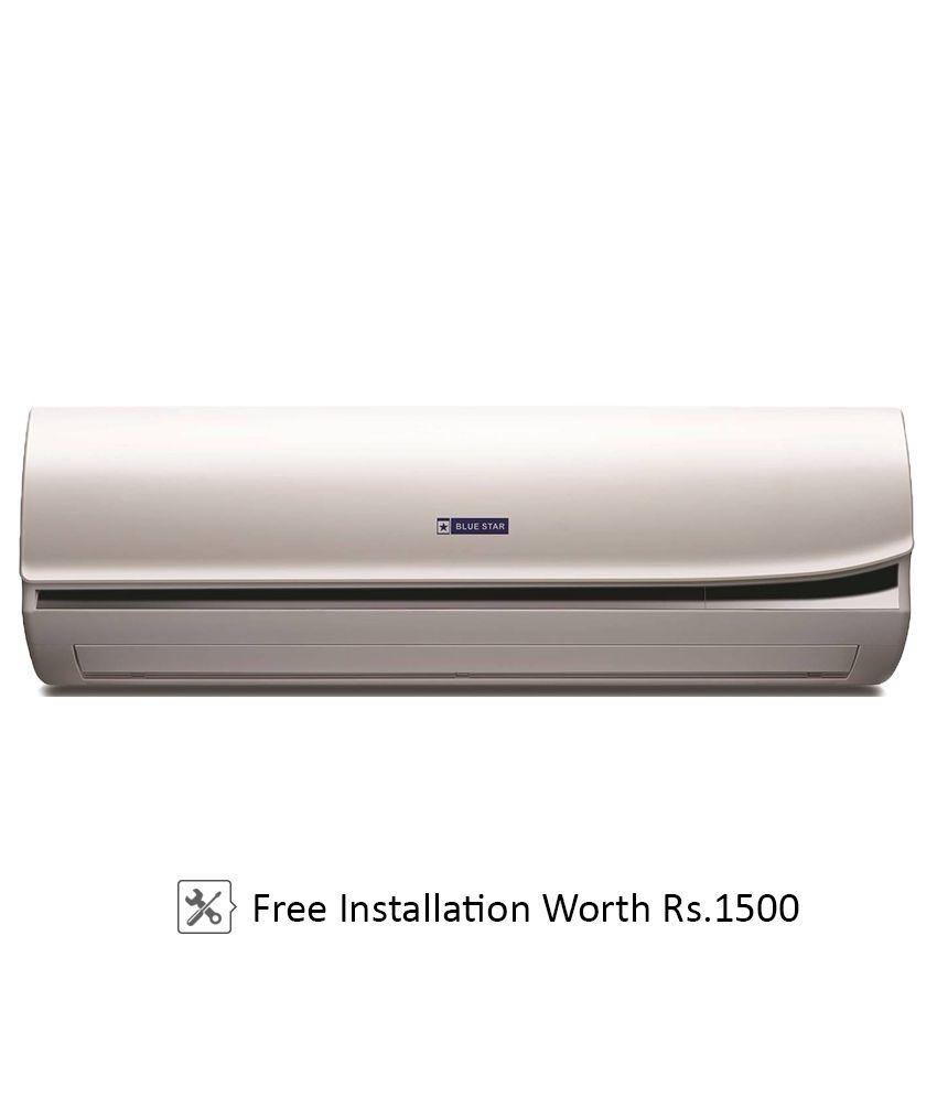 Blue Star 3HW12JBX 1Ton 3 Star Split Air Conditioner