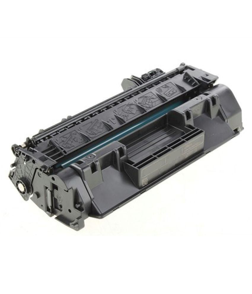PRASH 80A Black Single Toner for For HP LaserJet Pro   400, M401, M401d, M401dn, M401dw, M401n, M425dn , M425dw