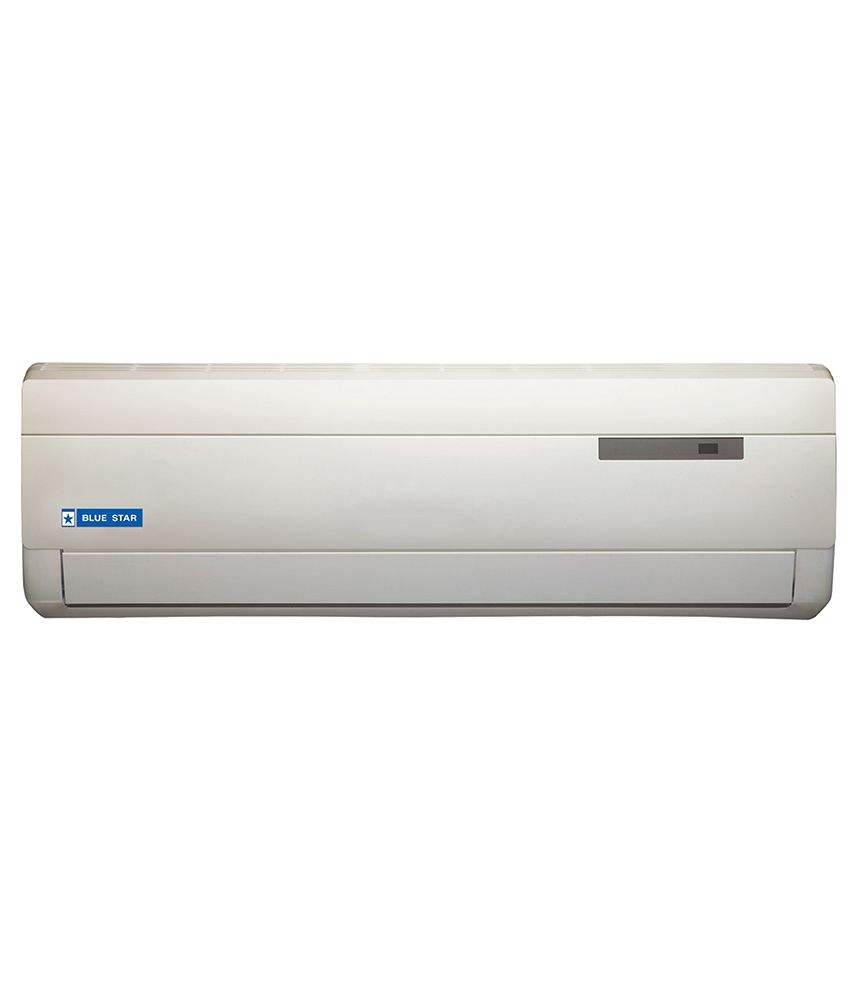 Blue star 1 ton 5 star 5hw12satx split air conditioner for 1 5 ton window ac price india