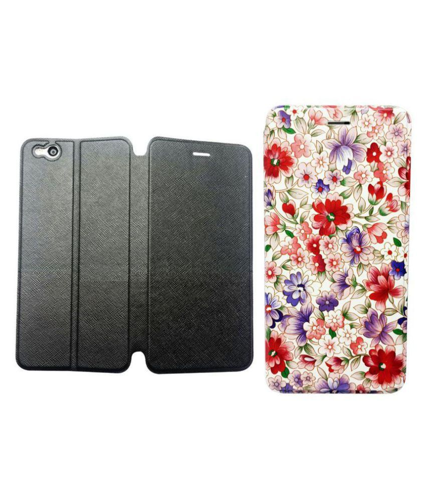Infocus M680 Flip Cover by SBMS - Multi