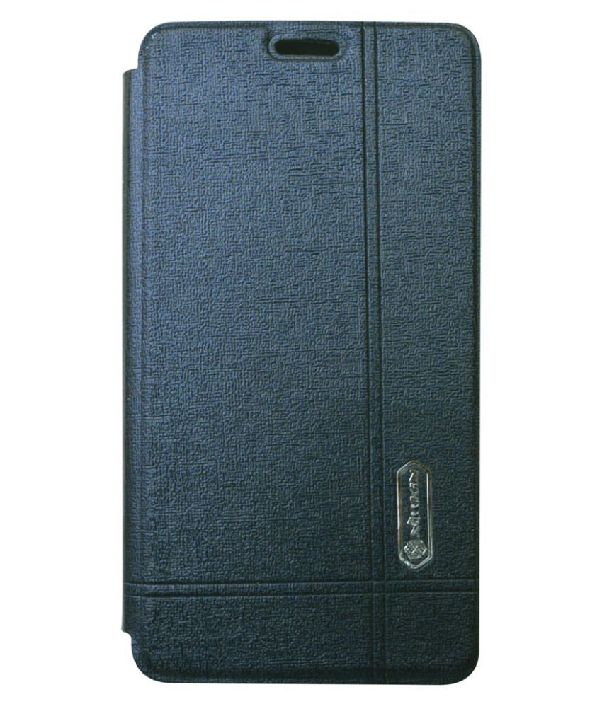 Samsung Galaxy Note 4 Flip Cover by Coverage - Blue
