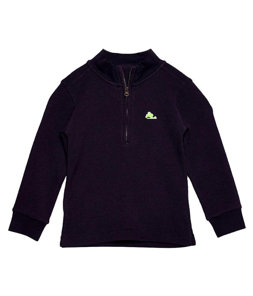 Cherry Crumble California Purple Sweatshirt