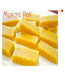Bhaidooj Gifts Sweets- Soft Mysore Pak (800 Gms)