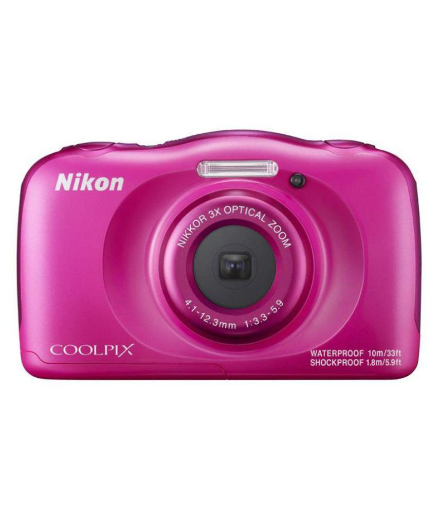 Nikon Nikon Coolpix W100 MP Digital Camera