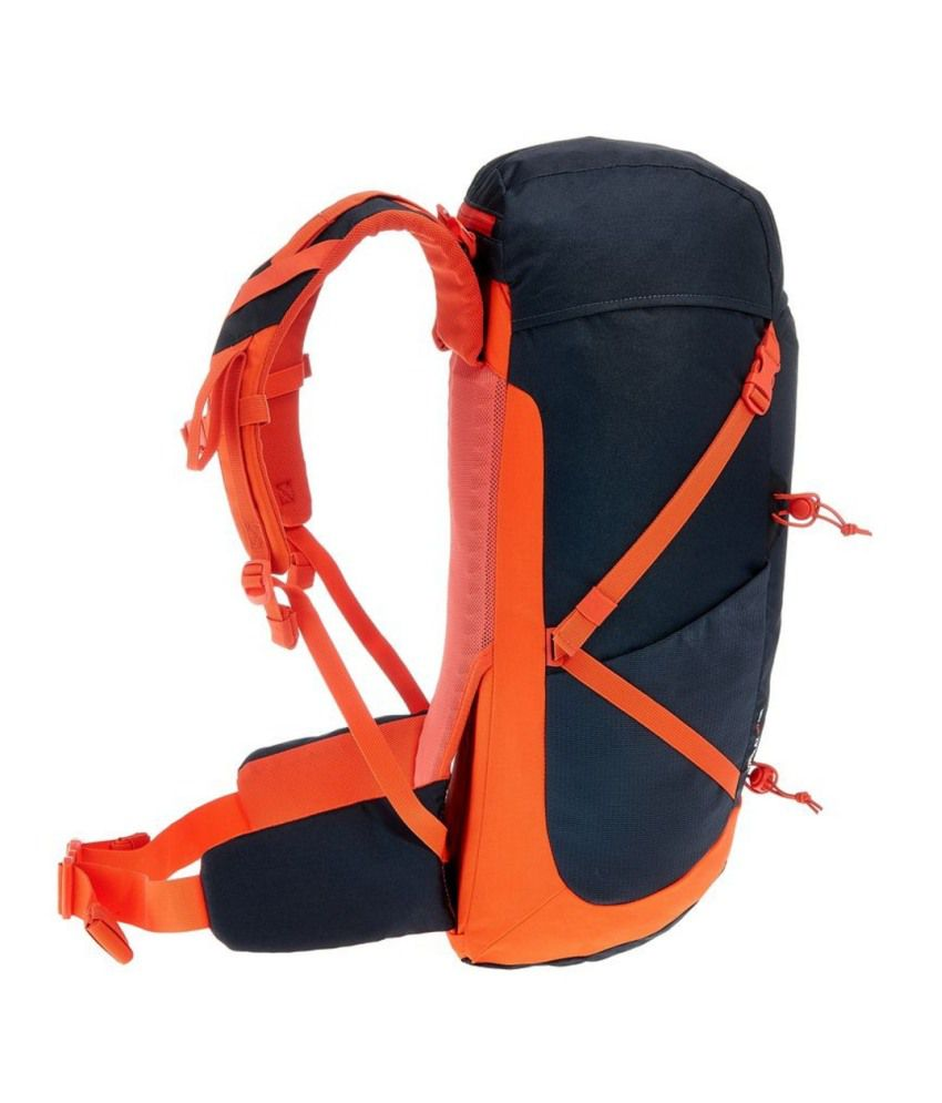 quechua forclaz 30 air day hiking backpack by decathlon
