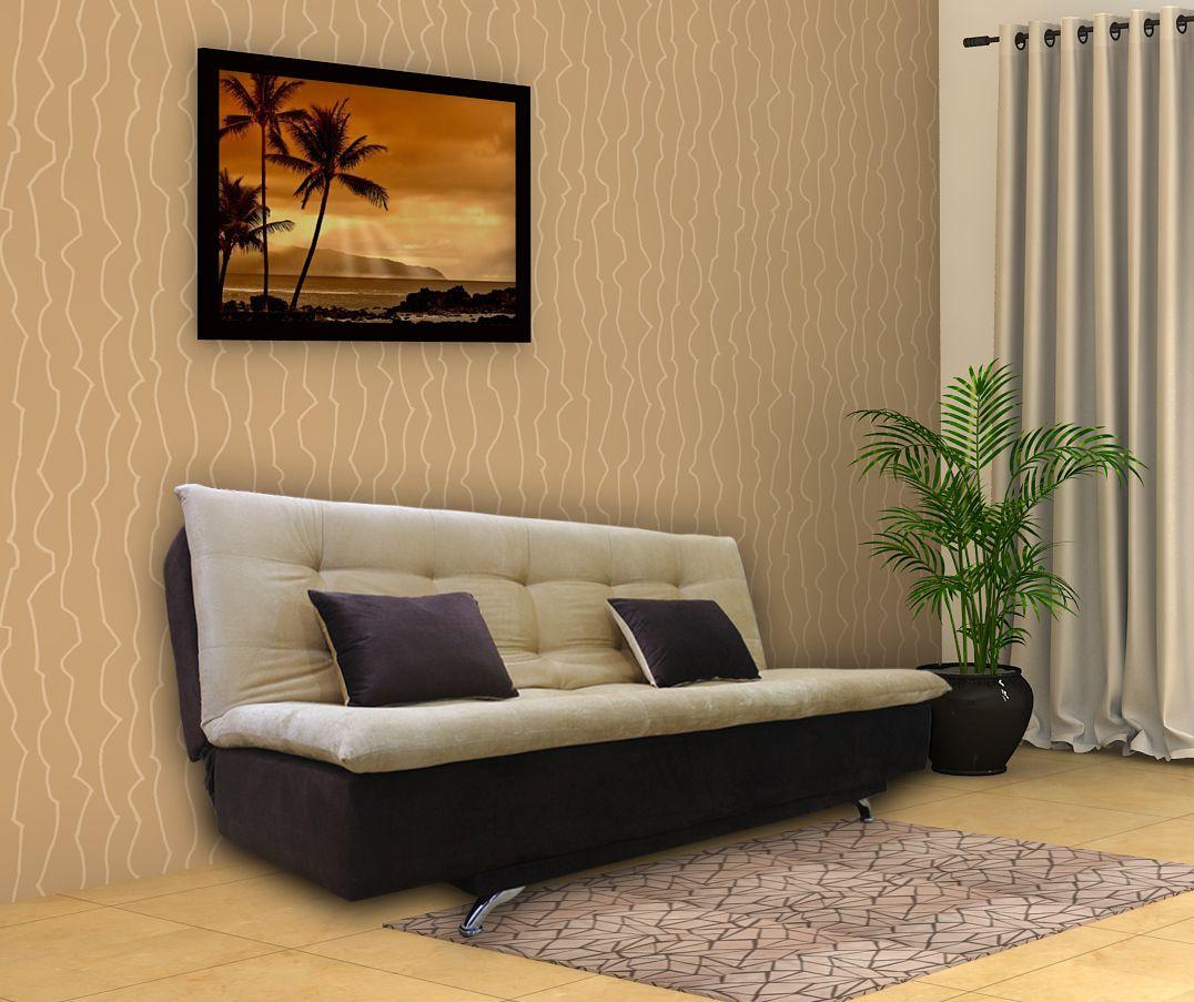 bed adorn india aspen sit u0026 sleep fabric sofa cum
