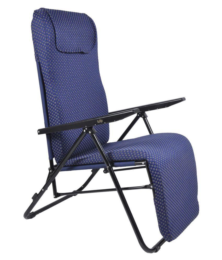 Tulip Recliner Blue Portable Chair - Buy Tulip Recliner ...