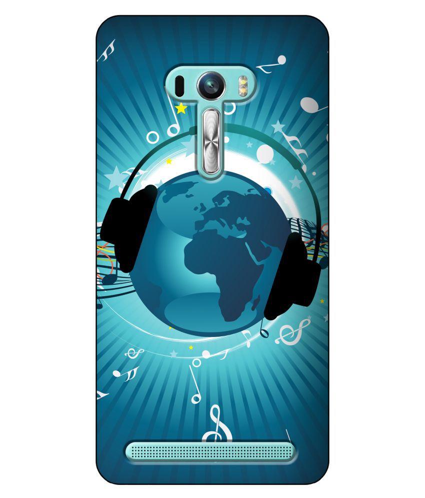 Asus Zenfone Selfie Printed Cover By SWAGMYCASE