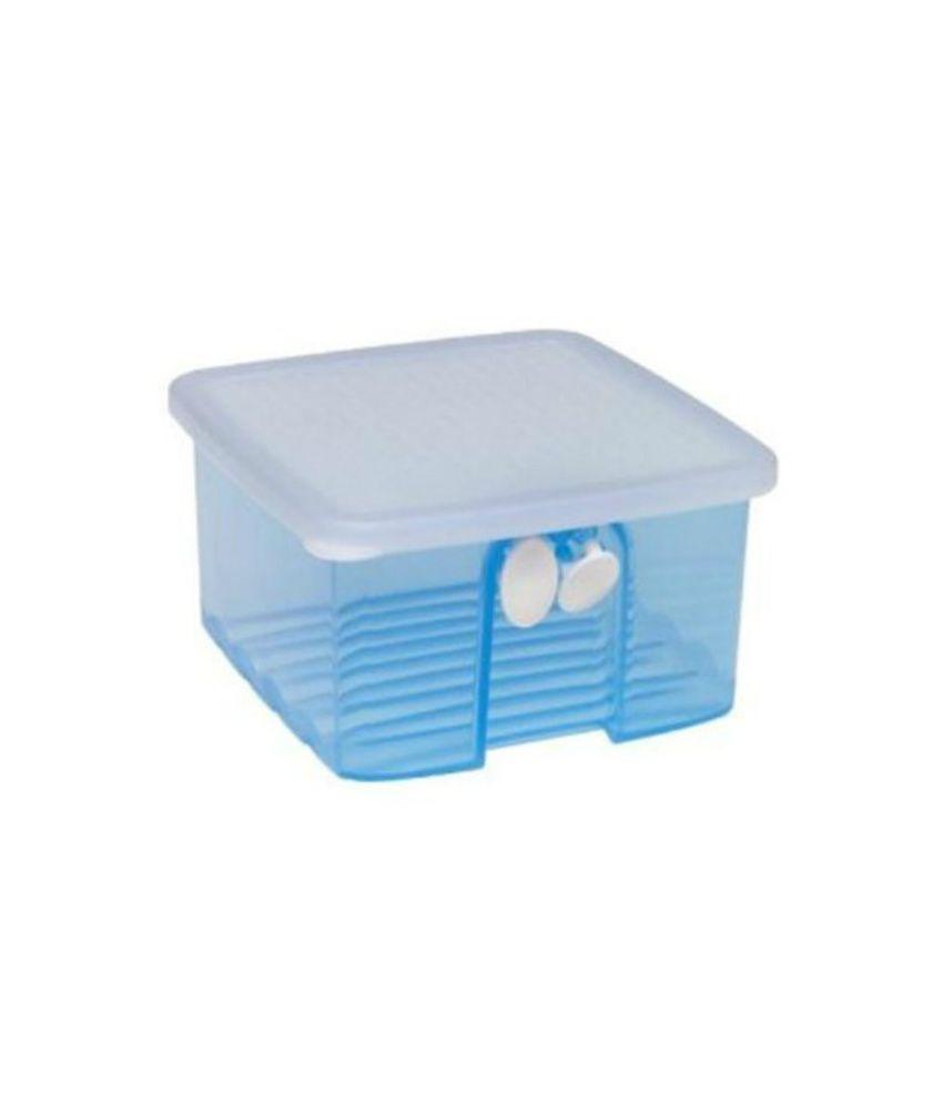 Tupperware Fridgesmart Small 1ltrs Plastic Containers 1pc