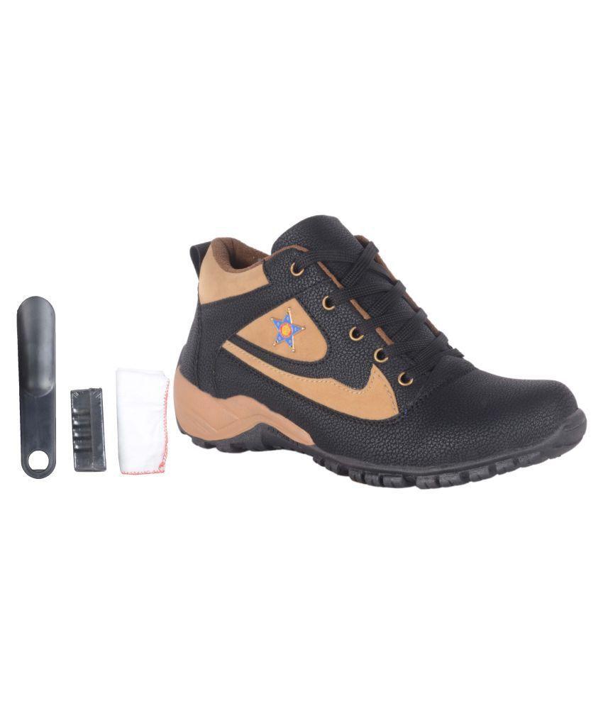 1Aarow Muti Color Casual Boot