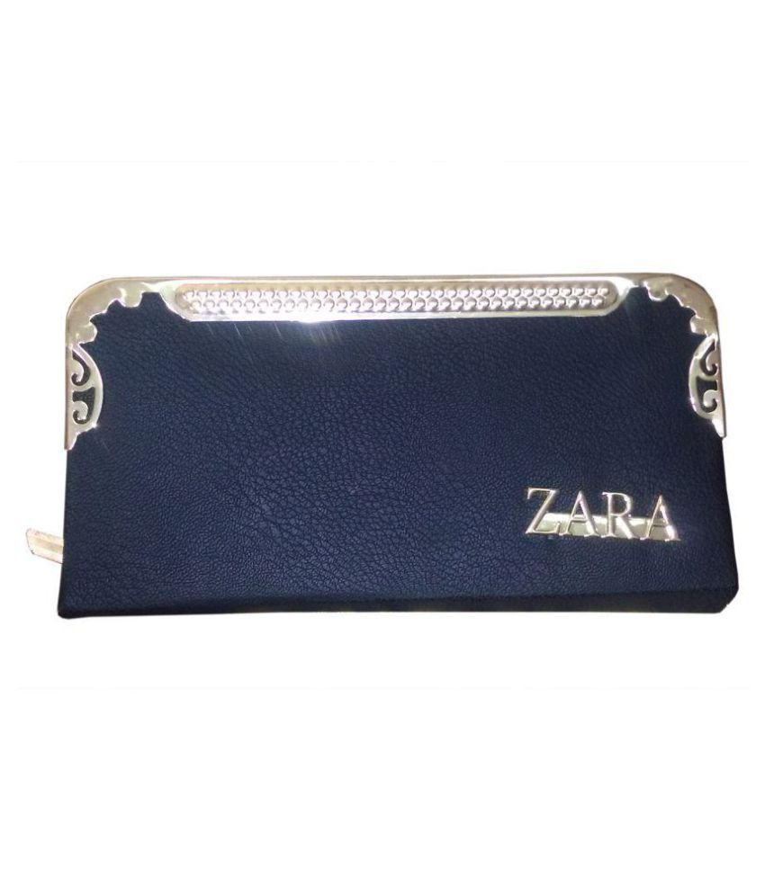 sale usa online reputable site sale online Buy Zara Creation Navy Wallet at Best Prices in India - Snapdeal