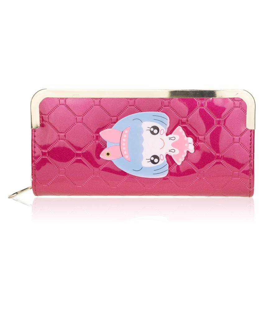 Zeva Pink Wallet