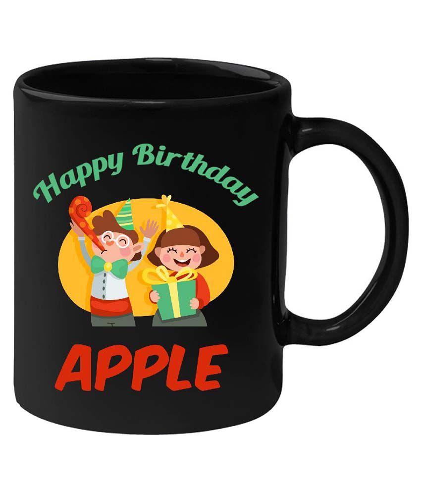 Huppme Ceramic Coffee Mug 1 Pcs 350 ml
