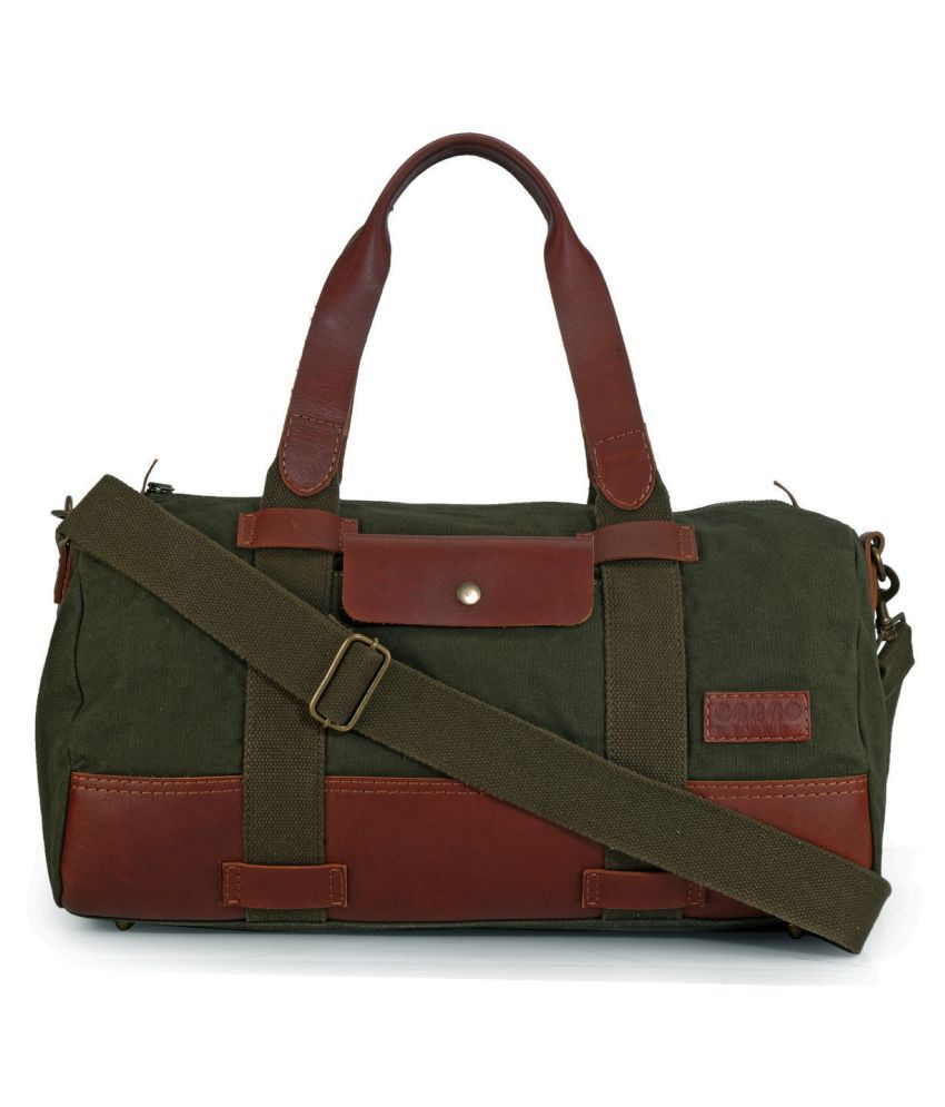 Phive Rivers Green Gym Bag