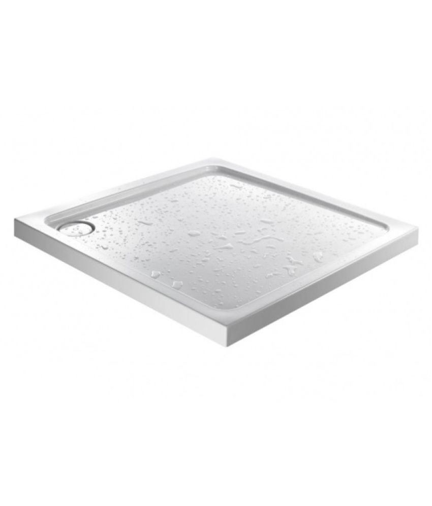 Buy Akash Acrylic Shower Tray Square For Your Bathroom Online at Low ...