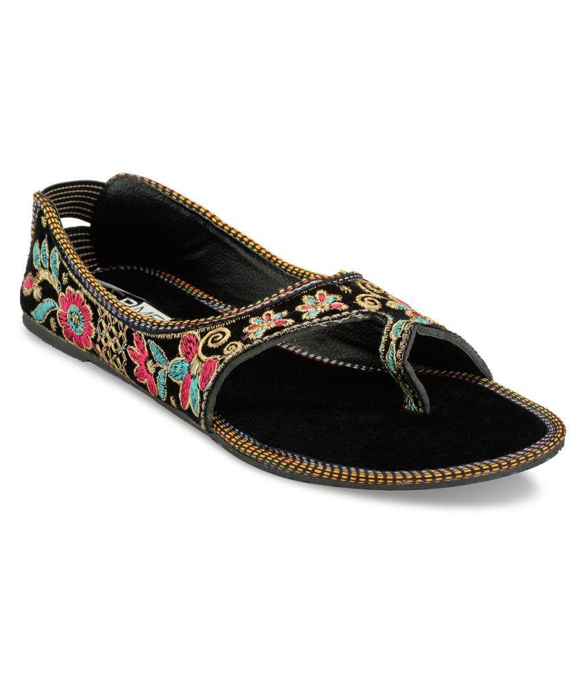 Yepme Multi Color Flat Heels