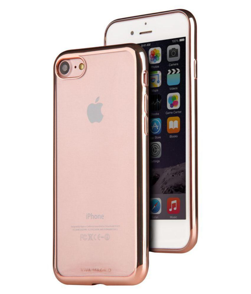 Apple iPhone 7 Plus Cover by Viva - Pink
