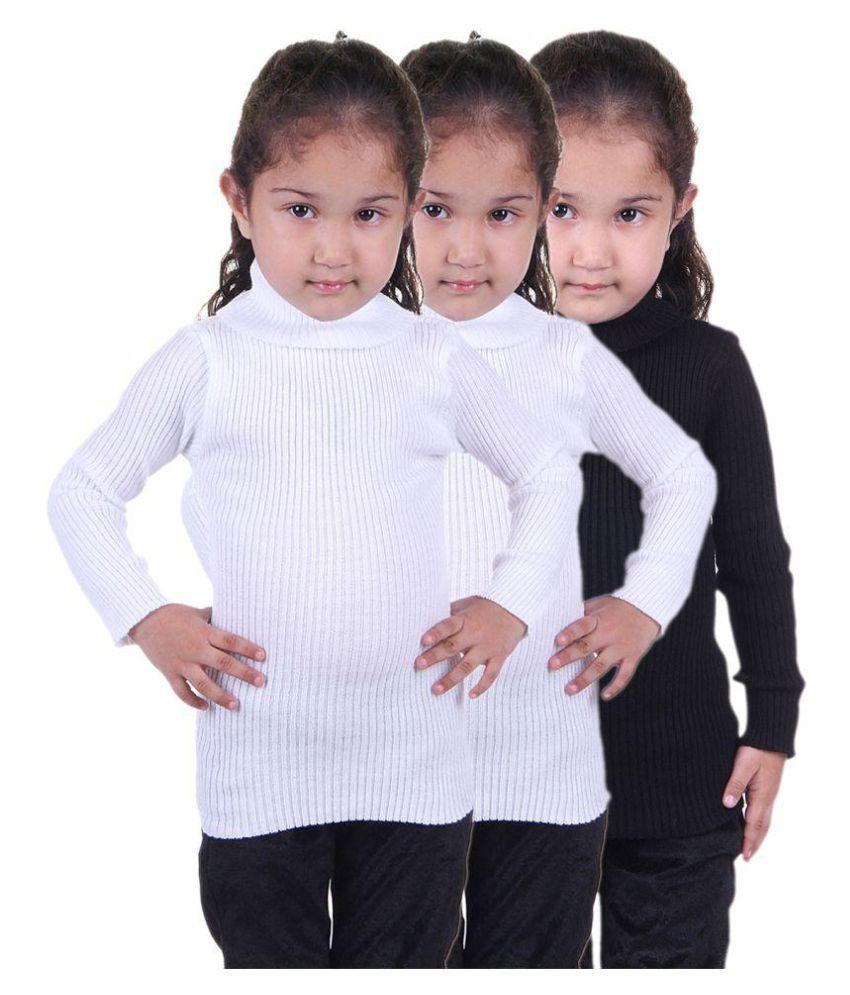 Lienz Multicolor Wollen Cardigans - Pack of 3