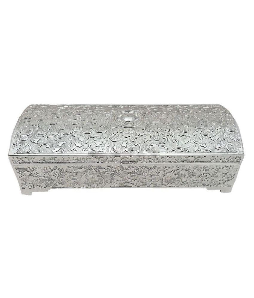 Rathi Emporio Silver Jewellery Box