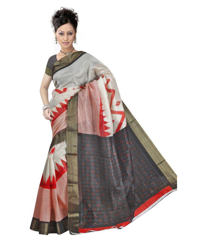 Armaya Multicoloured Cotton Saree