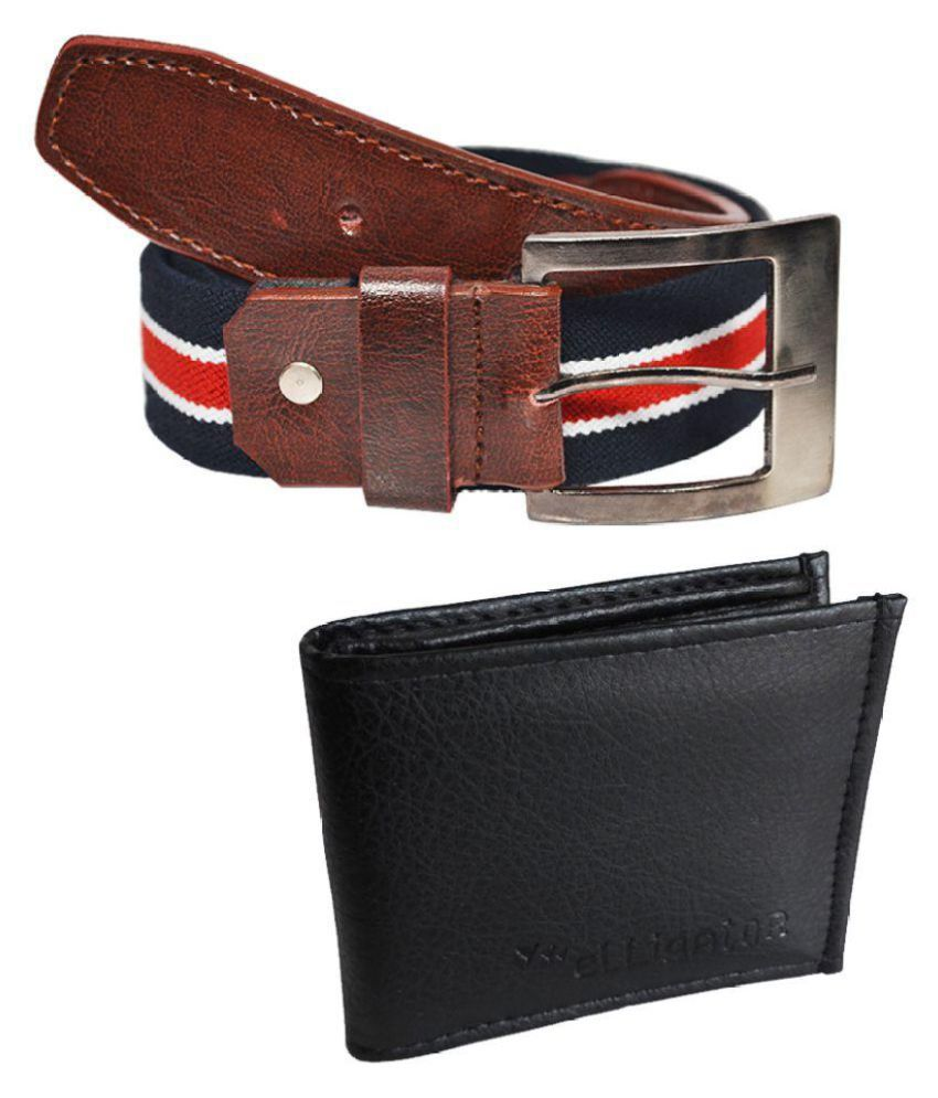 Elligator Multi PU Casual Belts