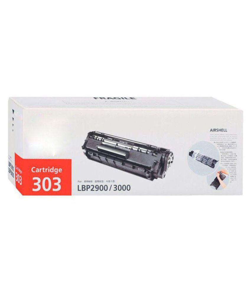 Indian Technology Black Single Toner for Compatible Printer models : Canon 2900 / 2900B HP LaserJet 1000 Printer Series,