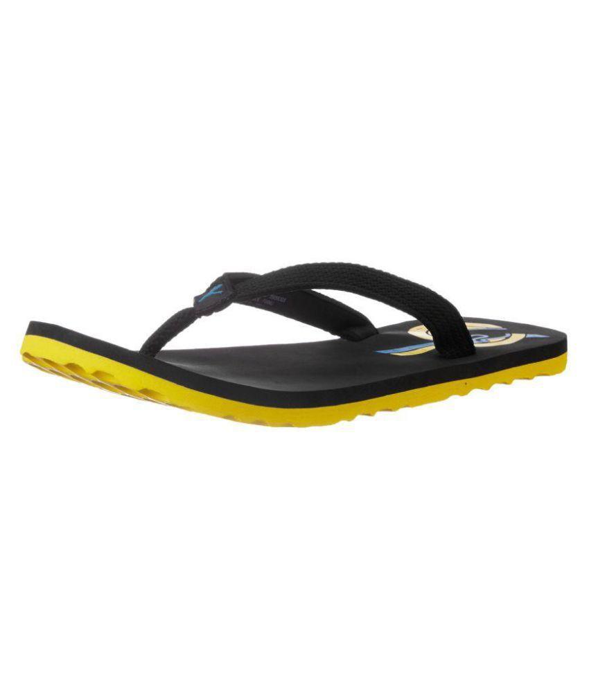 Puma Black Slippers