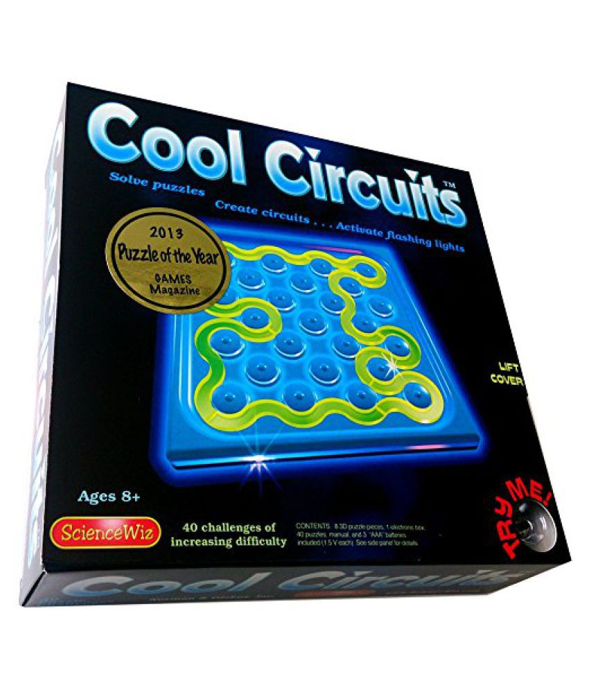Sciencewiz Cool Circuits Buy Online At Create
